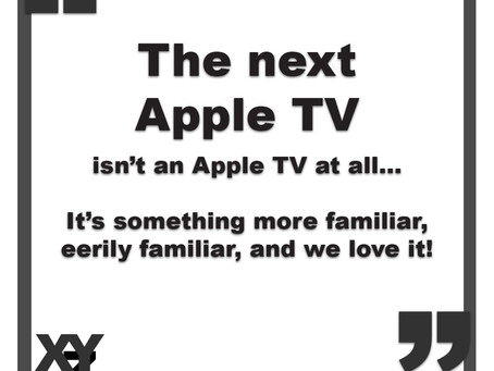 The next Apple TV isn't an Apple TV at all