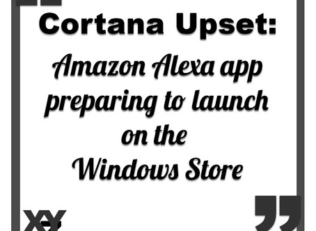 Amazon Alexa app coming to Windows Store