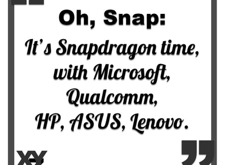 Roundup: Oh Snap, it's Snapdragon time