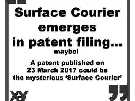 Microsoft Surface Courier emerges in patent filing... maybe