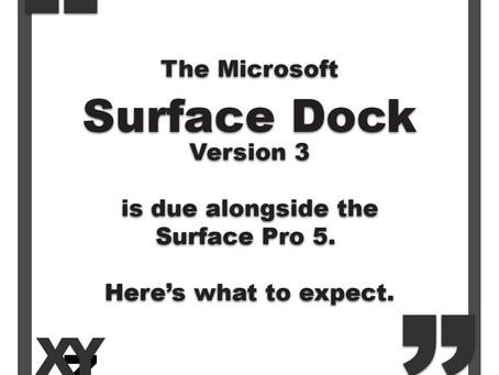 Microsoft Surface Dock Version 3: Wish List