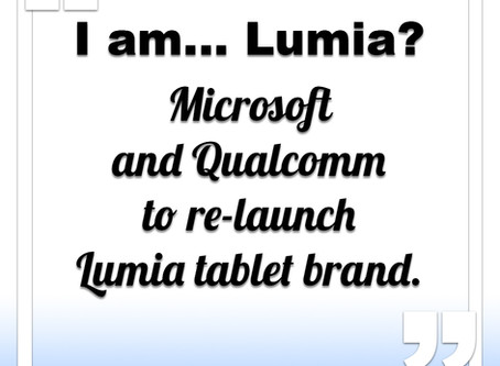 New Qualcomm device from Microsoft Lumia