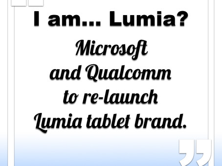 New Qualcomm device from Microsoft Lumia