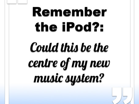 Remember the iPod?