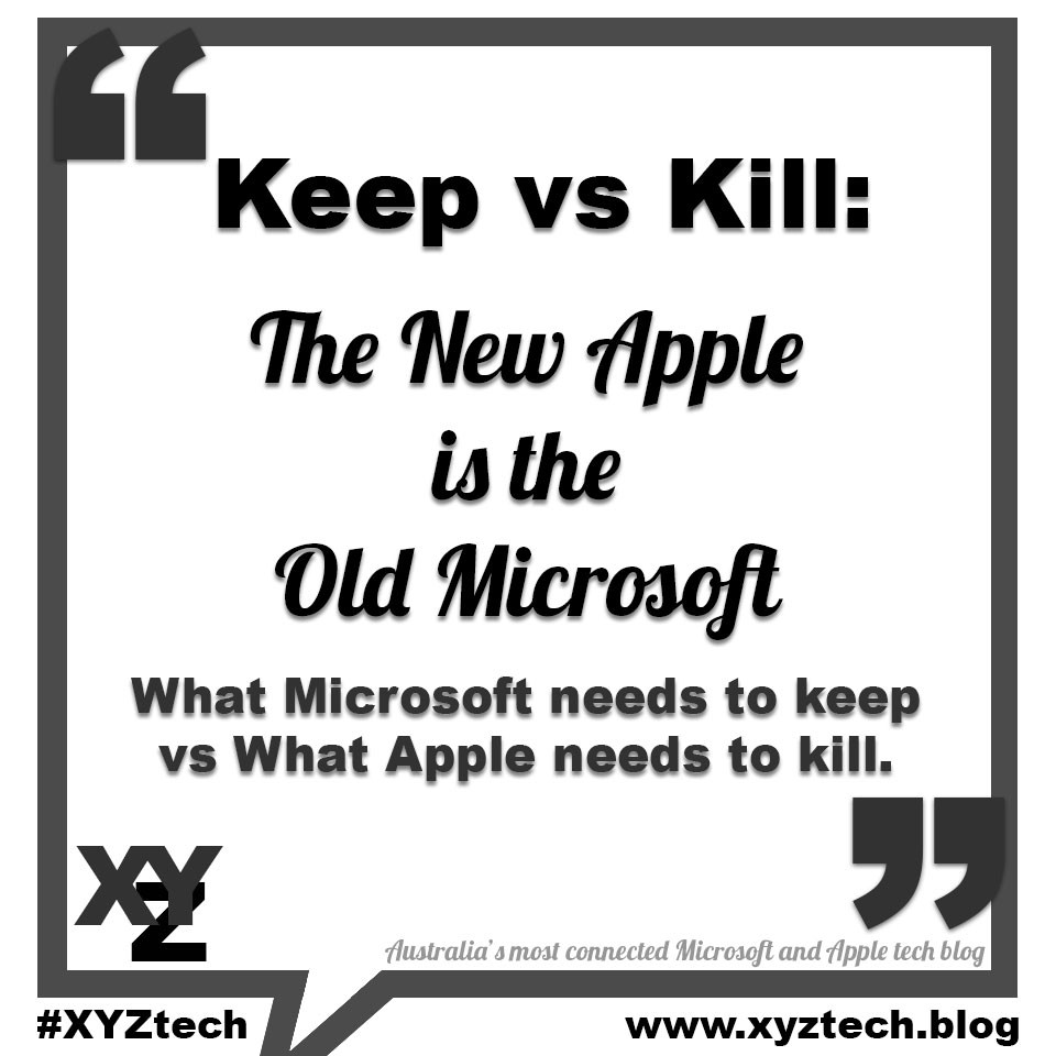 Keep vs Kill