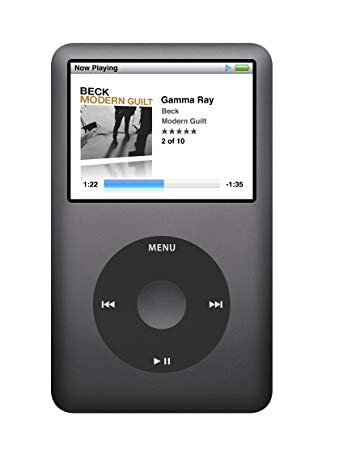 The iPod Classic. TM.