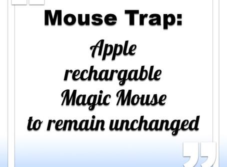 Apple Magic Mouse Trap