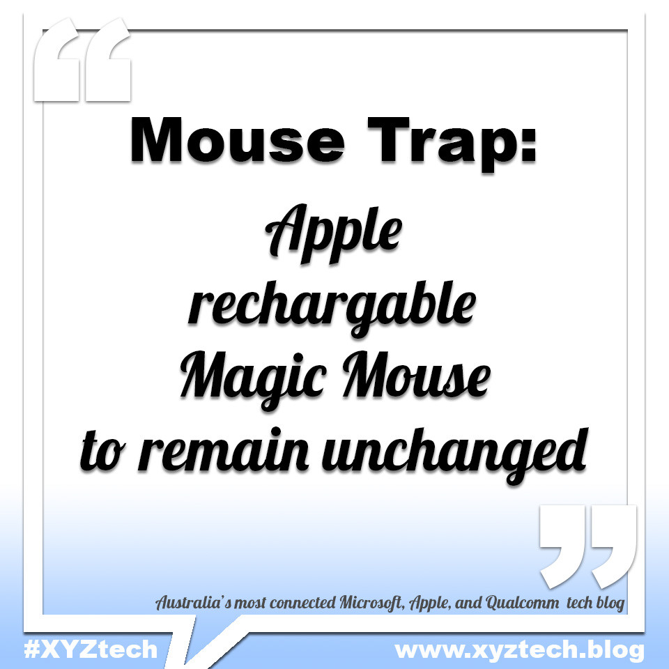 Apple Mouse Trap