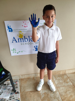 First Day at Ambleside!