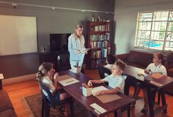 Teacher Julie