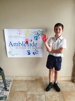 First Day at Ambleside