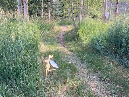 Welcome to the Fairy Trail! PLUS: Baby Bird Art