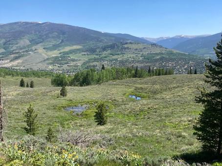 Summit County Hike - Mesa Cortina