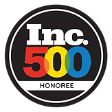 Inc. 500 Honoree Logo