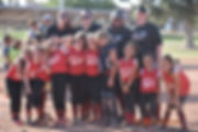 HGSA Softball Team