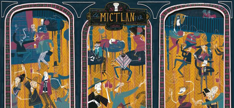 El Mictlan Bar