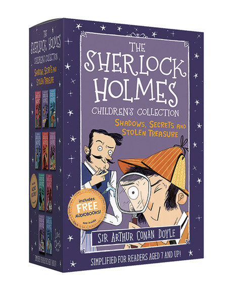 Sherlock Holmes Chilren's Collection