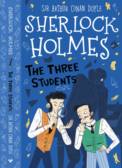 the Three Students Cover