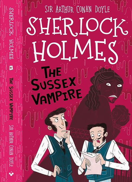the Sussex Vampire Cover