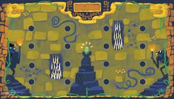 The Aztec treasure