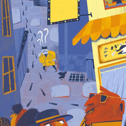 Il grande libro dei giochi: Detective stories