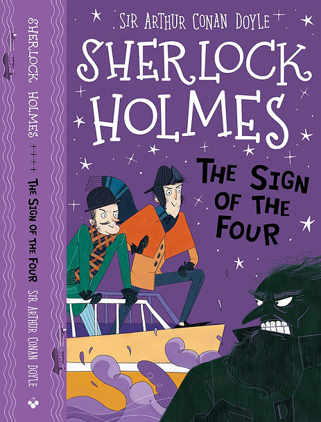 the Sign of the Four cover