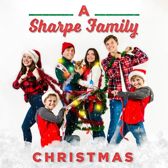 SHARPE FAMILY CHRISTMAS COVER FINAL copy
