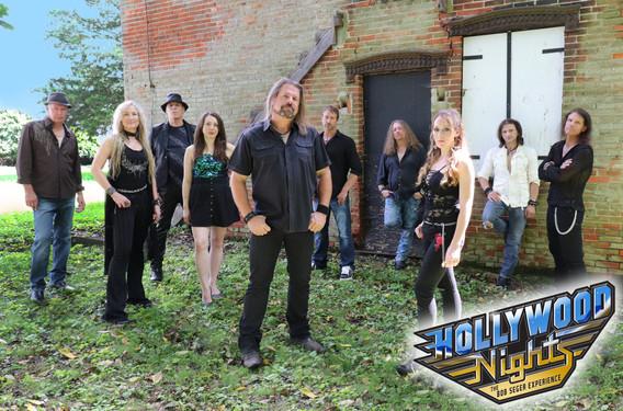 Hollywood Nights Band Promo Photo_Logo.j