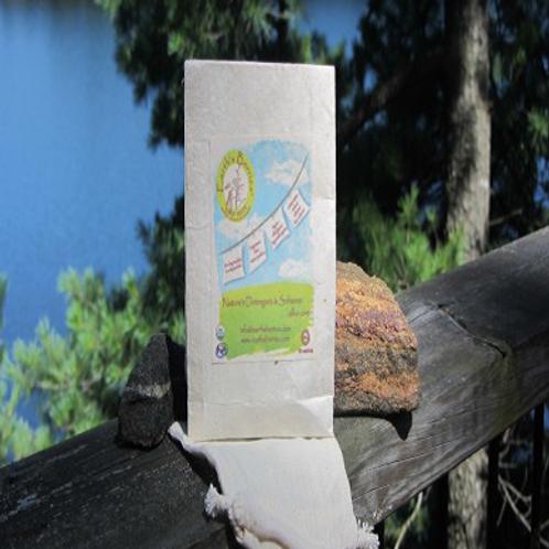 20g sample bag Earth's Berries Soap Nuts