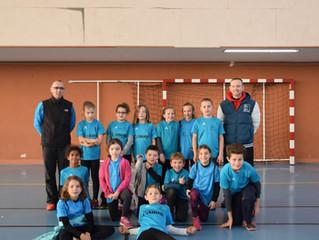 Encore des photos de la rencontre d'athlétisme à Chavagne