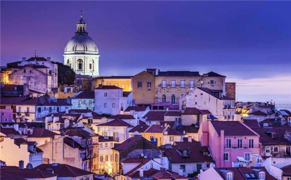 里斯本-葡萄牙的首都之城與金融中心