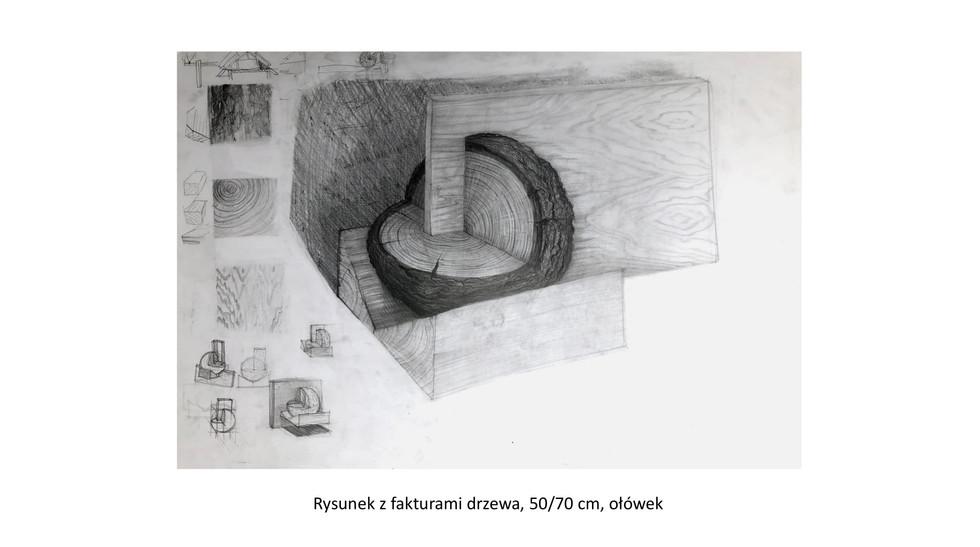 Teczka na Wydział Architektury Wnętrz 2021 - Lena Demianiuk
