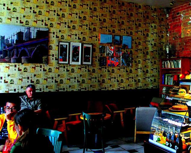 13.05.2015 - Autonomia w kawiarni 4 pokoje