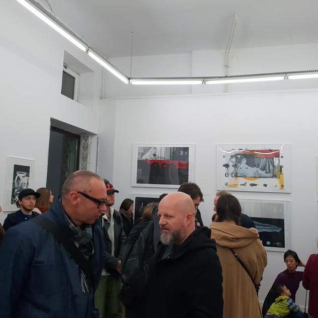 """19.11.2018 Wojciech Tylbor-Kubrakiewicz """"Road Trip"""""""