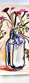 """Dead Sunflowers"" (STUDY)"