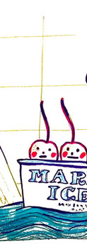 """cherry boat"""