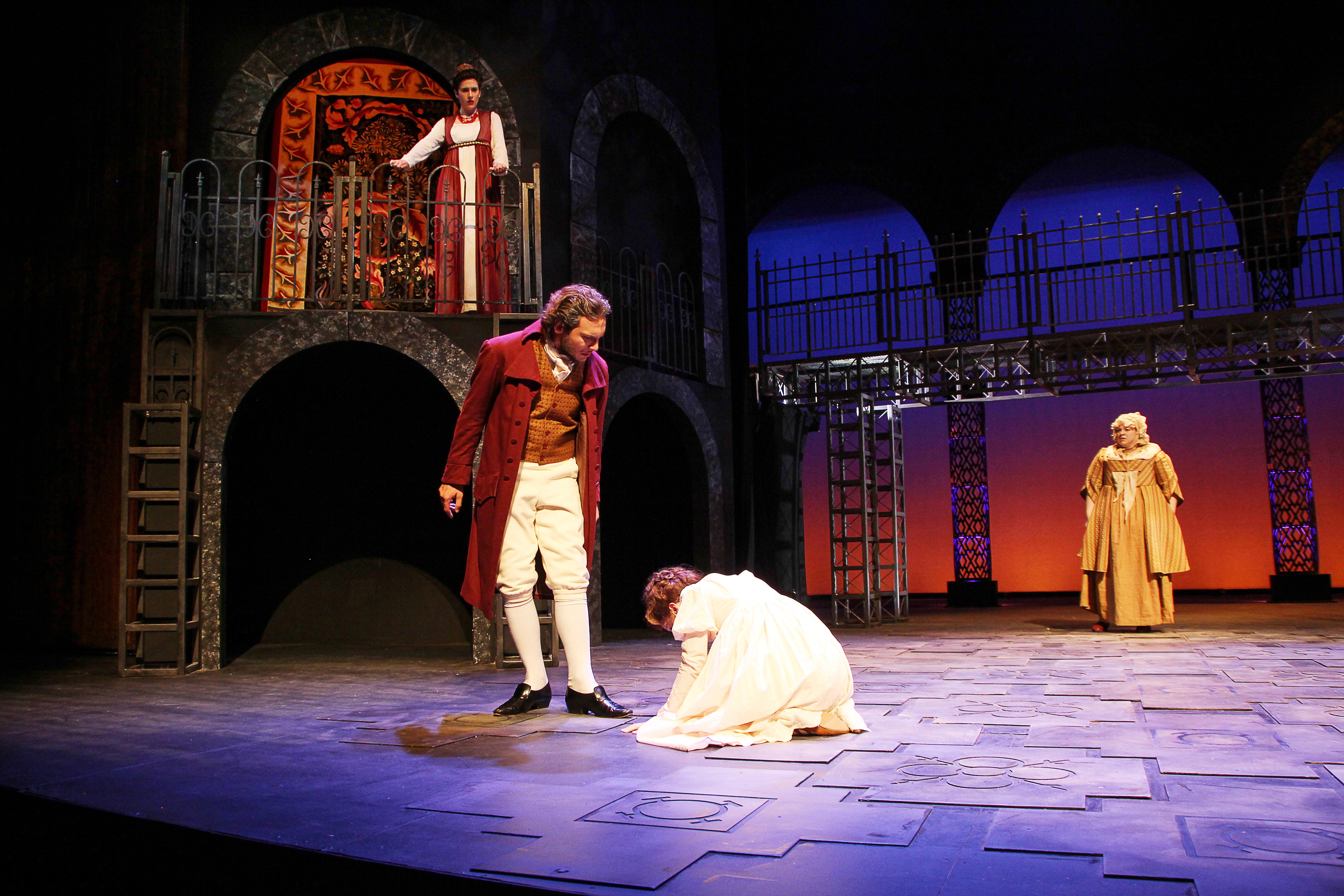 Romeo & Juliet - Capulet