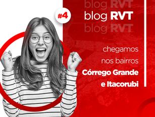 Bairros Córrego Grande e Itacorubi agora tem Internet Fibra Óptica da RVT