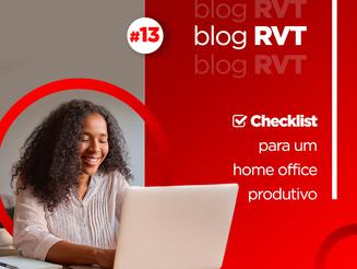 Checklist para um home office produtivo