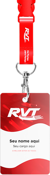 Faça parte da equipe RVT