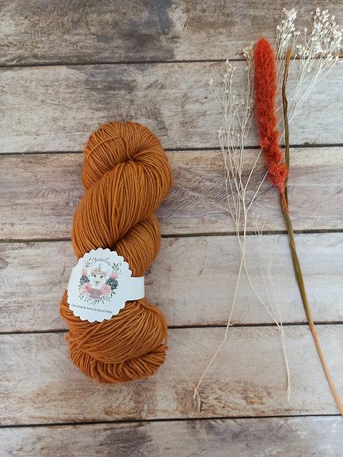 100% MSW - Mme Boulette orange pumkin