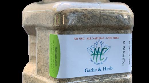 Garlic & Herb (6oz) Everyday Cook
