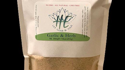 Garlic Seasoning (10oz) Chef