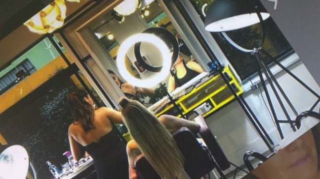 Bancadas Hair & Make