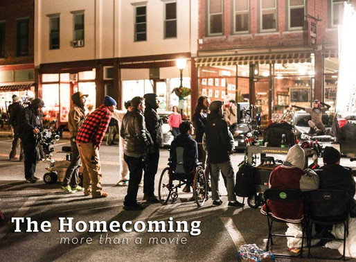 The Homecoming: A Magical, Mystical, All-Inclusive Feature Film