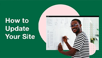 Website editing/updating