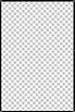 Motivo a scacchiera grigio e bianco utilizzato per illustrare la trasparenza dello sfondo