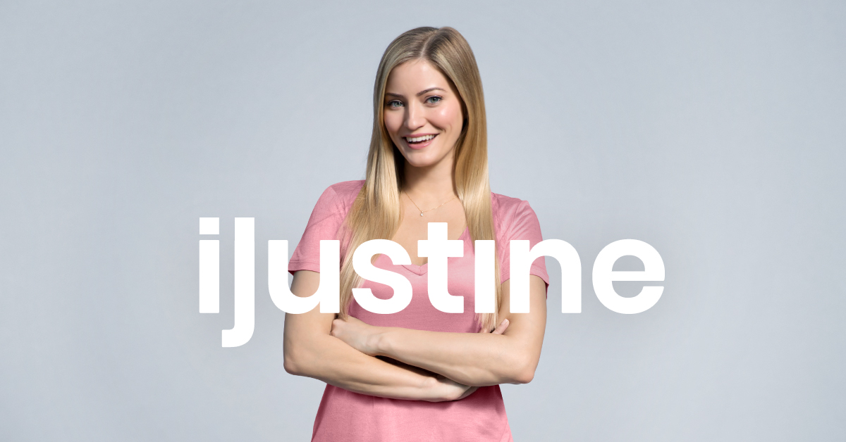 who is ijustine