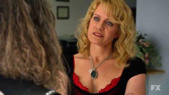 Eileen Grubba as Precious Ryan on Sons of Anarchy