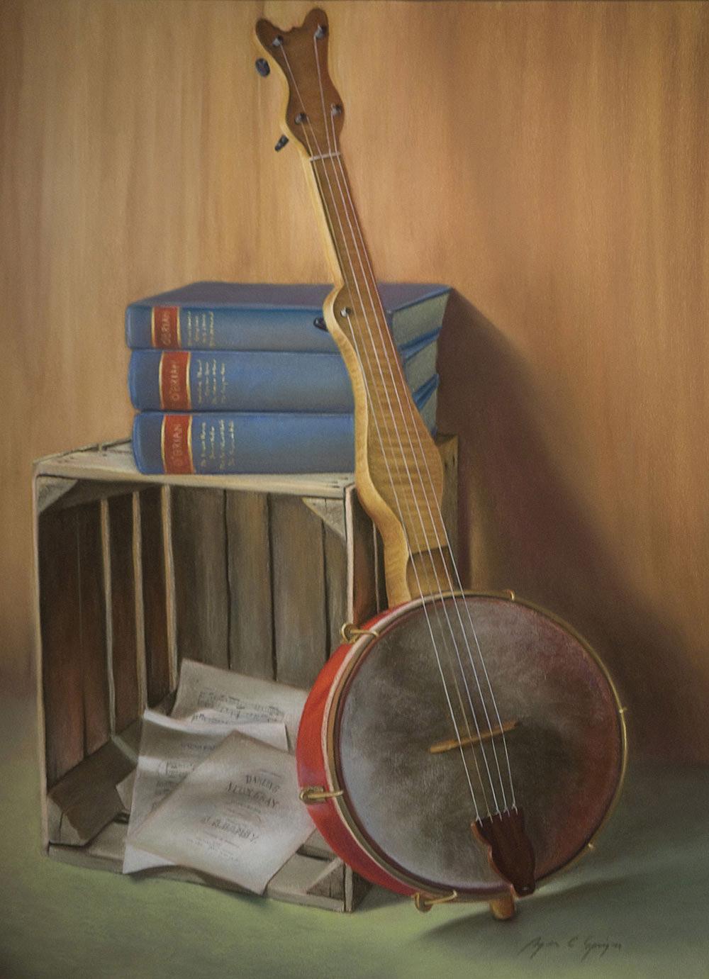 Banjo Still Life